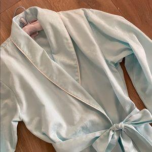 Vintage Oscar de la Renta Pink Label robe